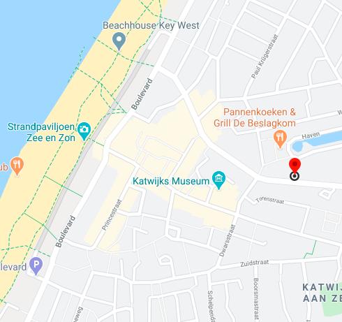 locatie praktijk op google maps